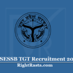 UPSESSB TGT Recruitment 2020 (Cancelled) | Apply Online Form for UP TGT Vacancy