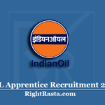 IOCL Apprentice Recruitment 2020 | Apply Online for Pipelines Division Vacancy