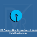 SBI Apprentice Recruitment 2020 (Out) | Apply for State Bank Apprentice Vacancy