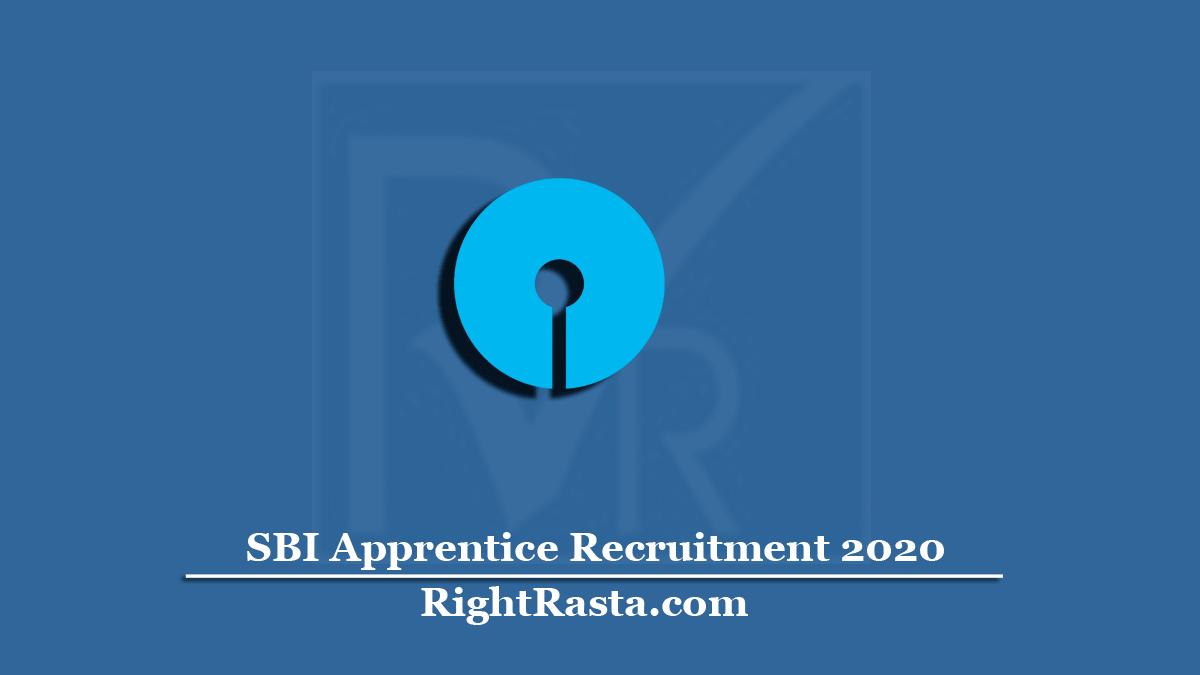 SBI Apprentice Recruitment