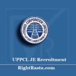 UPPCL JE Recruitment 2020 (Link Available) | Apply For UP Energy Junior Engineer