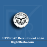 UPPSC AP Recruitment 2020 (Out) | Apply for UP Assistant Professor Vacancy