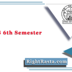 UUEMS 6th Semester Result 2020 (Out)   Download Utkal University Sem 6 Results