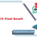 APSC CCE Final Result 2020 (Out) | Download Assam Civil Service Final Merit List