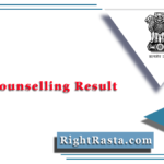 BSTC Counselling Result 2020 (Out) | Download Pre DELED Seat Allotment