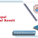 BU Bhopal BA Final Result 2020 (Out) | Download B.A 3rd Year Results