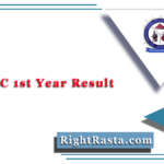 BVV BSC 1st Year Result 2020 (Out)   Download Bastar University B.Sc Part 1 Result