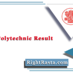 Bihar Polytechnic Result 2020 (Out) | Download DCECE Results & Rank Card