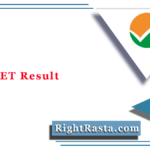 CSIR NET Result 2020 (Out) | Download CSIR Score Card & Merit List