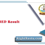 GGTU BED Result 2020 (Out) | Download B.Ed 1st & 2nd Year Results