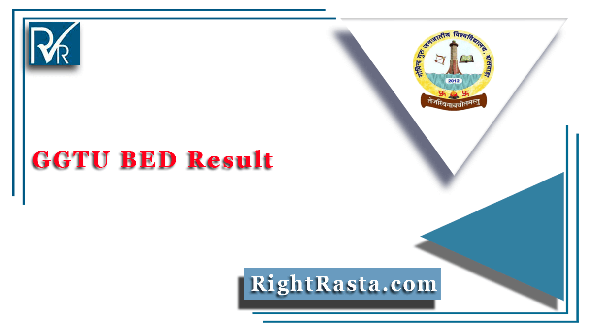 GGTU BED Result
