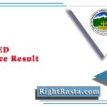 HPU BED Entrance Result 2020 (Out) | Download HP University B.Ed Merit List
