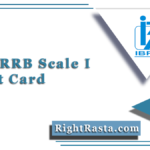 IBPS RRB Scale I Admit Card 2020 (Out) | Download RRB IX Hall Ticket