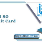 IBPS SO Admit Card 2020 (Out) | Download Specialist Officer CRP X Hall Ticket