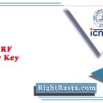 ICMR JRF Answer Key 2020 (Out) | Life Sciences & Social Sciences Key PDF