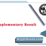 JAC Compartment Result 2020 (Out) | Jharkhand 10th & 12th Supplementary Results