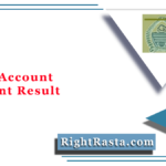 JKSSB Account Assistant Result 2020 (Out) | JK Panchayat Accounts Assistant Merit PDF