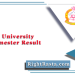 Jammu University 2nd Semester Result 2020 (Out) | Download COEJU Sem 2 Results