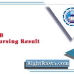 KSDNEB GNM Nursing Result 2020 (Out) | Download Revaluation Results