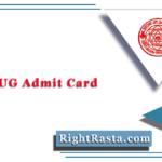 LNMU UG Admit Card 2020 (Out) | Download Part 1, 2, 3 BA BSC BCOM Hall Ticket