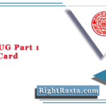 LNMU UG Part 1 Admit Card 2020 (Out) | BA BSC BCOM 1st Year Hall Ticket