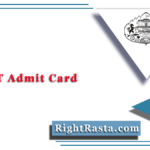 MH SET Admit Card 2020 (Out) | Maharashtra State Eligibility Test Hall Ticket