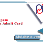 MP Vyapam Group 5 Admit Card 2020 (Out) | MPPEB Pharmacist Lab Technician Other Hall Ticket