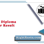 MSBTE Diploma Summer Result 2020 (Out) | Non-Final Backlog Subject Results