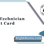 NCL Technician Admit Card 2020 (Out) | Download Supervisor Hall Ticket