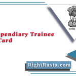NFC Stipendiary Trainee Admit Card 2020 (Out) | Download Prelims Hall Ticket