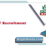 NFL MT Recruitment 2020 | Apply for NFL Management Trainee Vacancy