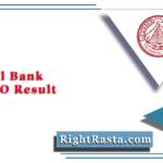 Nainital Bank Clerk PO Result 2020 (Out) | Download NBL Merit List
