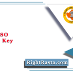 RPSC ASO Answer Key 2020 (Out) | Assistant Statistical Officer Answer Sheet