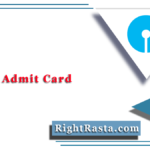 SBI PO Admit Card 2020 (Out) | Probationary Officer Prelims Hall Ticket