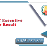 TNPSC Executive Officer Result 2020 (Out) | Download Tamil Nadu EO Merit List
