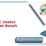 UKSSSC Junior Assistant Result 2020 (Out) | Download Stenographer/ PA Merit List