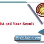 VMOU BA 3rd Year Result 2020 (Out) | Download B.A Final Exam Results