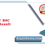 BKNMU BSC Sem 5 Result 2020 (Out) | Download B.Sc Semester 5th Results