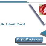BSEB 10th Admit Card 2021 (Out) | Download Bihar Board Matric Admit Card
