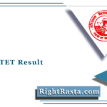 BSEH HTET Result 2021 (Out) | Download Haryana TET Merit List @ haryanatet.in