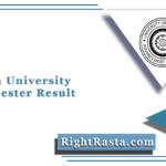 Calcutta University 4th Semester Result 2020 (Out) | CU BA BSC BCOM Sem 4 Results