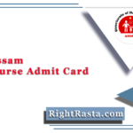 DHS Assam Staff Nurse Admit Card 2021 (Out) | Download DHSFW Hall Ticket