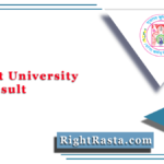 Gujarat University CCC Result 2020 (Out) | Download GU CCC Score Card