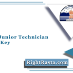 HPSSC Junior Technician Answer Key 2021 (Out)   Download Post Code 780 Key