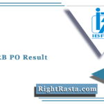 IBPS RRB PO Result 2020 (Out) | Download Officer Scale I Prelims Merit List