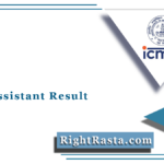 ICMR Assistant Result 2021 (Out) | Download PGIMER Group B Merit List Cut Off