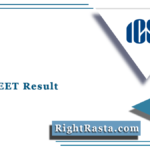 ICSI CSEET Result 2021 (Out) | Download January Session Exam Score Card