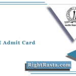 IIT JAM Admit Card 2021 (Released) | Download IISC JAM Hall Ticket