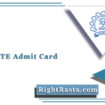 IITB GATE Admit Card 2021 (Out) | Download IIT Bombay GATE Hall Ticket