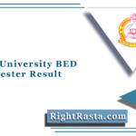 Jammu University BED 4th Semester Result 2020 (Out) | COEJU B.Ed Sem 4 Results